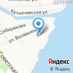 Талисман-К на карте Архангельска