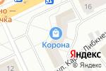 Схема проезда до компании Наша рыбалка в Архангельске