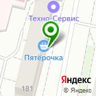 Местоположение компании Монтажстрой