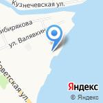 Соломбала-Авто на карте Архангельска