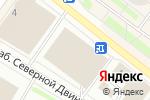 Схема проезда до компании РАЗВИВАШКИ в Архангельске