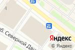 Схема проезда до компании АйВита в Архангельске