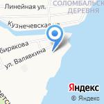 Производство металлоизделий на карте Архангельска