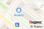 Схема проезда до компании Caprint в Архангельске