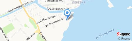 Изготовление металлоизделий на карте Архангельска