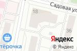 Схема проезда до компании Арх-клин в Архангельске