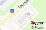 Схема проезда до компании Искра в Архангельске