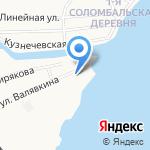 Гранд-Дизайн на карте Архангельска