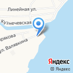 Норд-Мебель на карте Архангельска