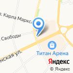 Raduga-Dekor на карте Архангельска