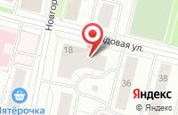 Схема проезда до компании Городские Информационные Системы в Архангельске