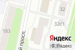 Схема проезда до компании Фэмилистом в Архангельске
