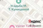 Схема проезда до компании Бизнес Тайм в Архангельске