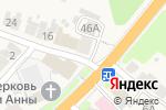 Схема проезда до компании Автомиг в Боголюбово