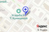 Схема проезда до компании РЕКЛАМНОЕ АГЕНТСТВО НОВАЯ ЛИНИЯ (NEW LINE) в Архангельске