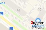 Схема проезда до компании Зубной Лекарь в Архангельске