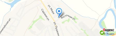 Боголюбовская участковая ветеринарная лечебница на карте Боголюбово