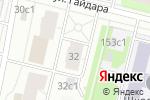 Схема проезда до компании Альянс в Архангельске