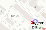 Схема проезда до компании Нефтебизнес в Архангельске