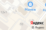 Схема проезда до компании Тенториум в Архангельске