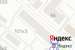 Схема проезда до компании PizzeRolla в Архангельске