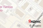Схема проезда до компании Шик О лад в Архангельске
