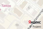 Схема проезда до компании Кофе Плюс в Архангельске