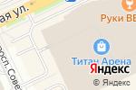 Схема проезда до компании Крымская лавка в Архангельске