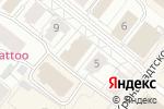 Схема проезда до компании Я мама в Архангельске