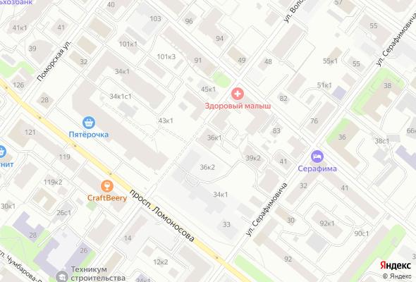 жилой комплекс Династия