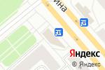 Схема проезда до компании Связной в Архангельске