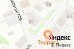 Схема проезда до компании Норд Коммерц в Архангельске