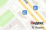 Схема проезда до компании Сеть булочных в Архангельске