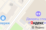 Схема проезда до компании КитаЯма в Архангельске
