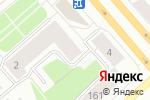 Схема проезда до компании Бумрыба в Архангельске