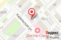 Схема проезда до компании Арт Хауз Групп в Архангельске