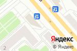 Схема проезда до компании РосДеньги в Архангельске