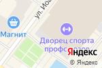 Схема проезда до компании Архконцерт в Архангельске
