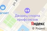 Схема проезда до компании Шарм в Архангельске