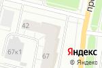 Схема проезда до компании Мой эксперт в Архангельске