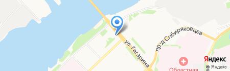 Аптека для мужского здоровья на карте Архангельска