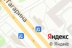 Схема проезда до компании Поешь-ка в Архангельске