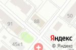Схема проезда до компании ИНТИ в Архангельске
