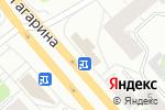Схема проезда до компании Фонбет в Архангельске