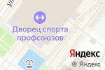 Схема проезда до компании АрхИдея в Архангельске