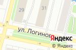 Схема проезда до компании Отдел по вопросам миграции в Архангельске