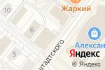 Схема проезда до компании Премиум в Архангельске