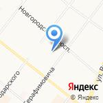 Логистик-Транс на карте Архангельска