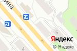 Схема проезда до компании МИС в Архангельске