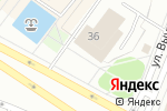 Схема проезда до компании Банкомат, Банк Финсервис в Архангельске